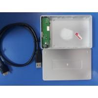 Внешний Box 2.5 3Q (3QHDD-T292M-SS) USB 3.0 серебристый 023-9210