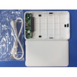 """Внешний Box 2.5"""" 3Q (3QHDD-U285-WW) USB 2.0 белый 023-9213"""