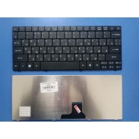 Клавиатура для ноутбука Acer Aspire One 751, 752, 753, 1410 1810T, Ferrari One Series black RU