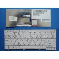 Клавиатура для ноутбука Acer Aspire One D250, ZG5, A110, A150 RU, white