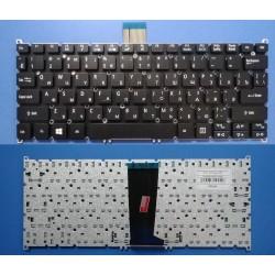 Клавиатура для ноутбука Acer Aspire V3-331, V3-371, V3-372 черная 12183