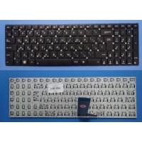 Клавиатура для ноутбука Asus A551C, P551 Г-образный Enter
