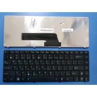 Клавиатура для ноутбука Asus K40 K40E K40IN K40IJ K40AB K40AN X8AC X8AE F82 P80 P81 Series. Черная.
