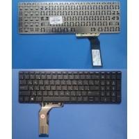 Клавиатура для ноутбука HP 15J 17J 15-J 15-J000 15-J015TX 15-j013sr (черная) (719853-251) без рамки