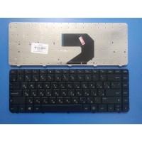 Клавиатура для ноутбука HP 430, 630, 635, 640, 645 black RU
