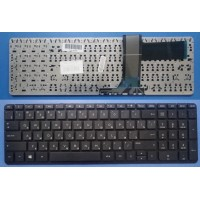 Клавиатура для ноутбука HP Pavilion 17-F 15-P черная