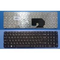 Клавиатура для ноутбука HP Pavilion DV7-6000 Series, черная с рамкой