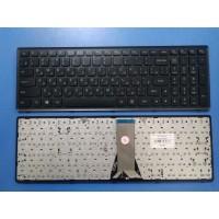 Клавиатура для ноутбука Lenovo IdeaPad G500S (черная) RU
