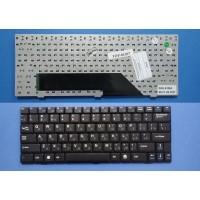 Клавиатура для ноутбука MSI Wind U90 U100 U110  Mini 1210 E1210 Series Black
