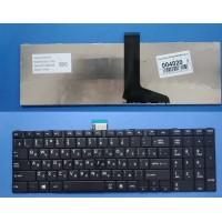 Клавиатура для ноутбука Toshiba Satellite C850 C850d C855  L850 L850d C870 C875 Series. Черная с рамкой