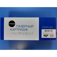 Картридж Samsung ML-2160/2162/2165/2166W/SCX3400 (NetProduct) NEW MLT-D101L/101S, 1,5K