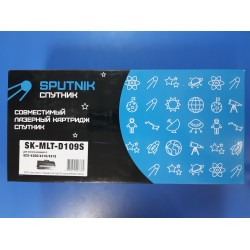 Картридж Sputnik (SK-MLT-D109S) для Samsung SCX-4300/4310/4315, 2K