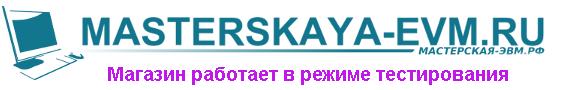 """Интернет-магазин """"Мастерская ЭВМ"""""""